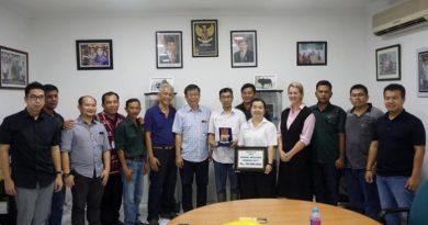 RPH Karawaci Raih Penghargaan Animal Welfare dari PT Juang Jaya Abdi Alam